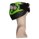 Goggles Mask - Green Frame