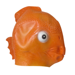 Fish Latex Mask