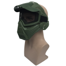 Archery game protective mask (Steel Mesh) -GR