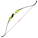 Archery Combat Take Down Recurve LR bow Green