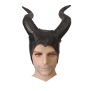 Maleficent latex Horns Headpiece